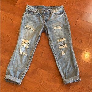 EC Gap Sexy Boyfriend Fit jeans - Size 6/28